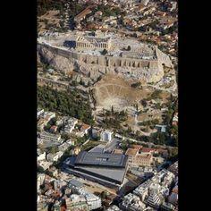 THE NEW ACROPOLIS MUSEUM, Athens | photiadis.gr
