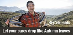 Let your cares drop like #autumn leaves!