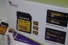 ADATA presenta una microSD più veloce di molti SSD