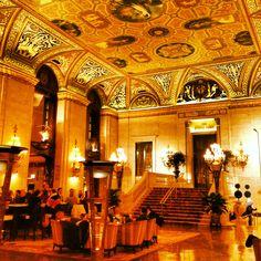 The Palmer House Hilton - Chicago, Illinois