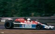 1978 Martini MK23 - Ford (Rene Arnoux)
