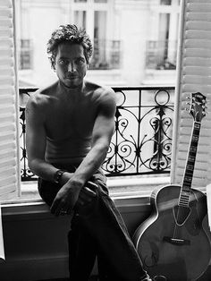 Chris Cornell. I am still devastated that this talented beautiful man is gone and much too soon. I hope we can hear him sing from heaven.