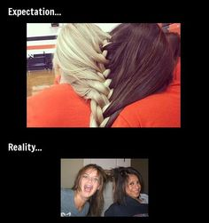 awesome Expectations Vs. Reality - Life Moments