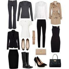 Peças essenciais no guarda-roupa feminino