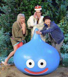 12月19日に放送される内村光良のNHKコント番組「LIFE!~人生に捧げるコント~」で、内村、星野源、ムロツヨシらによって今年30周年を迎えた人気ゲームのコントが実現することが明らかになった。
