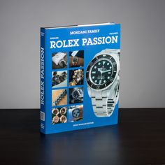 """Questo libro rappresenta la lettura perfetta per coloro che si stanno avvicinando al mondo degli orologi Rolex perché grazie a un viaggio attraverso tutti i modelli prodotti, """"Rolex Passion"""" racconta la storia e le principali caratteristiche tecniche di tutte le referenze."""