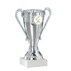 Copa económica, copa de plástico ABS metalizado con la base de mármol Beer, Glasses, Tableware, Football, Ideas, Home, Root Beer, Eyewear, Soccer