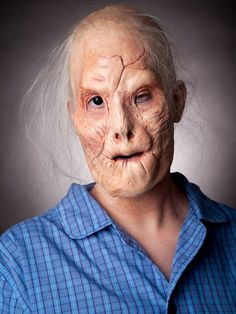Prosthetics Creature Design SFX prosthetics and accessories