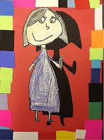 An Art Room Filled With Fauves! Shadow Portraits- black paper shadows- Second Grade 3d Art, 2nd Grade Art, Second Grade, Atelier D Art, Ecole Art, Shadow Art, School Art Projects, Kindergarten Art, Art Lessons Elementary