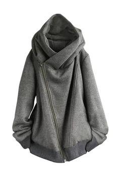 missiny Oversized Gray Sweater | Sumally