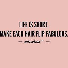 Hairflip Louis