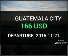 Flight from New York to Guatemala City by Copa #travel #ticket #flight #deals   BOOK NOW >>>