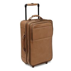 Hartmann Belting Leather Deluxe Upright Mobile Traveler   Carry-On   Hartmann luggage  made in America Mens 52b5bc1a417d5