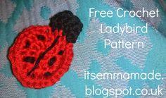 EmmaMade: Crochet Pattern: Ladybird