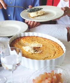 Sweet Corn Pudding recipe - Foodista.com
