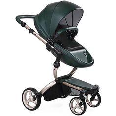 http://www.toysstoresonline.com/category/mima-xari/ Mima Xari Stroller - Rose Gold/British Green/Black
