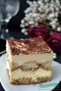 Romanian Food, Sweets Recipes, Sweet Treats, Good Food, Food And Drink, Baking, Ethnic Recipes, Awesome, Fashion
