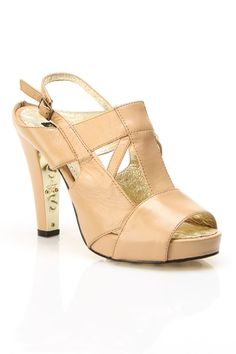 {Fi-Fi Sandal Heels} Shane and Shawn - love the gripped sole!