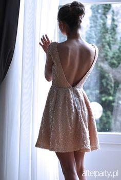 Beautiful backless Party dresses