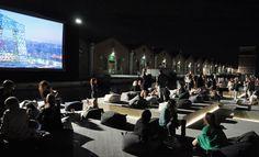 Ole Scheeren's Archipelago Cinema, Venice