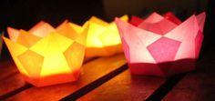 Die 21 Besten Bilder Von Teelichter Basteln Crafts Diy Christmas