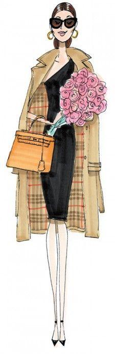Ilustración libro Eugenia Silva