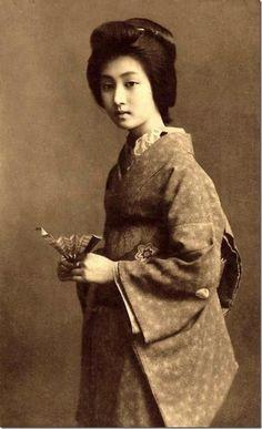 和装美人 Kimono