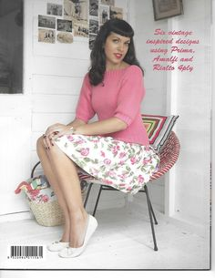 Debbie Bliss Beach Belles 6 Cool Vintage Sweaters for Summer for Adults Crocheting Patterns, Vintage Sweaters, Warm Weather, Bliss, Knit Crochet, Design Inspiration, Cool Stuff, Knitting, Beach