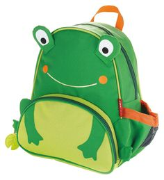 Skip Hop Zoo Little Kid and Toddler Backpack, Floyd Frog >>> You can find more details by visiting the image link. (This is an Amazon Affiliate link and I receive a commission for the sales)