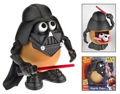 Sr. Cabeça de Batata - Darth Vader
