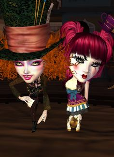 Captured Inside IMVU - Join ther Fun!
