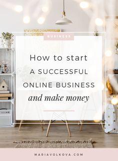 5  proven methods to start a profitable online business and make money in 2018 #business #profit #makemoneyonline #blog #traffic #etsy #youtube #creativemarket #webdesign #website #wordpress #graphicdesign #portfolio #affiliateincome