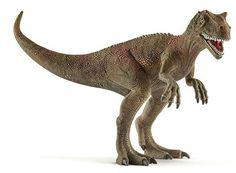 Schleich 2017 Dinosaurs Allosaurus figurine