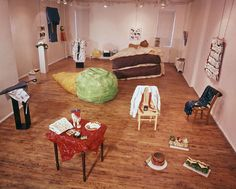 Claes Oldenburg, Green Gallery Show, 1962
