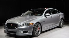 2014 Jaguar XJR is large, in charge