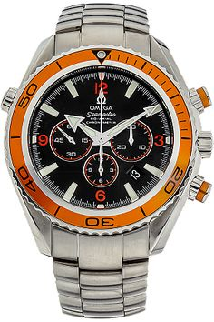 Pre-Owned Omega Watch - Seamaster Planet Ocean Co-Axial Chronograph