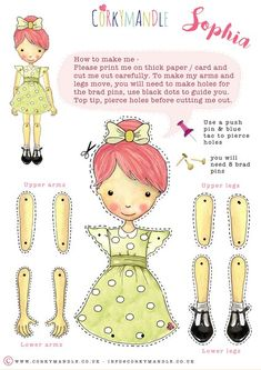 Corkymandle Retro Paper Dolls puppets Corkymandle Retro Paper Dolls puppets The post Corkymandle Retro Paper Dolls puppets appeared first on Paper Ideas. Paper Puppets, Paper Toys, Imprimibles Toy Story Gratis, Activities For Kids, Crafts For Kids, Paper Art, Paper Crafts, Material Didático, Paper Dolls Printable