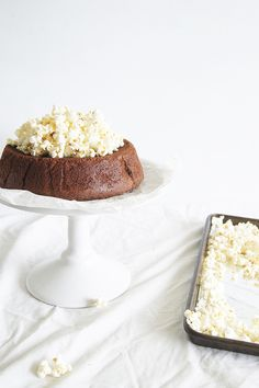 Flourless Chocolate Cake by Bianca Virtue | Made From Scratch