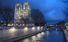 Catedral de Notre Dame, Paris, França
