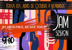 JAM SESSION EN 990 Club, Movie Posters, Going Out, Cordoba, Night, Film Poster, Popcorn Posters, Film Posters, Posters