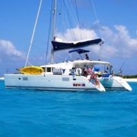 Your First Charter Boat Cruise  -  Charter A Catamaran