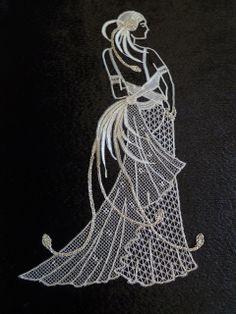 Honiton Lace by Elizabeth Trebble   Flickr – Condivisione di foto!