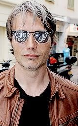 Mads in sunglasses