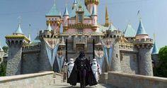 Welcome To A Galaxy Far, Far Away: Disney Embraces 'Star Wars'