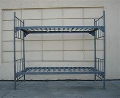 Genuine US Army bunk beds.  In store pick up only.  $199 The Mountain View 2045 S. Bascom Ave. Campbell, CA 95008 Product Code: SURPLUS08 http://www.thearmynavysurplus.com/product-p/surplus08.htm Phone: 408-377-1362 (RETAIL STORE)            408-982-5373 (ONLINE STORE) julie@thearmynavysurplus.com Garage apartment