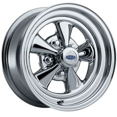 Cragar S/S  - This is the wheel that I put on the 1978 Dark Blue Corvette Stingray.
