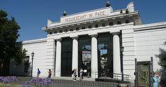 Cemitério da Recoleta em Buenos Aires #argentina #viagem