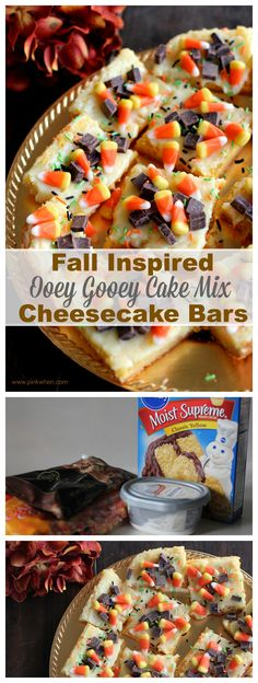 A delicious #fall inspired #recipe that is Ooey Gooey Deliciousness!