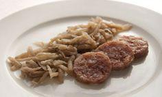 20 traditional Christmas dishes from Italy: Brovada E Muset (Turnips and Sausage) - FRIULI VENEZIA GIULIA