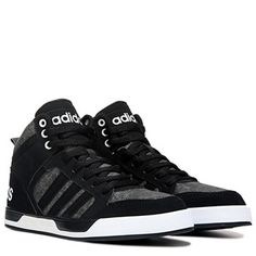separation shoes 97fc6 cb8b5 adidas Kids  Neo Raleigh 9TIS High Top Sneaker Pre Grade School Shoe Adidas  Kids